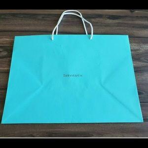 Tiffany & Co. • Shopping Bag • Large